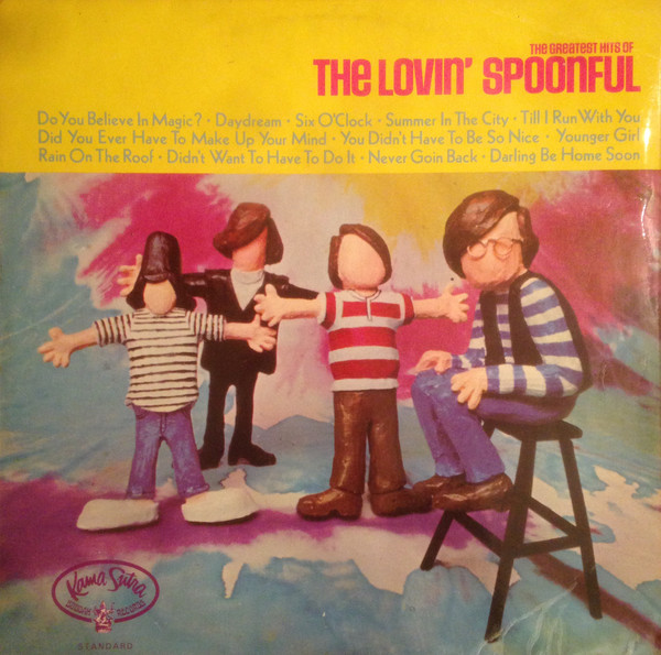 The Lovin' Spoonful The Greatest Hits Of The Lovin' Spoonful