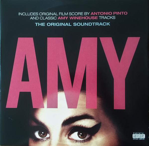 Amy Winehouse, Antonio Pinto Amy (The Original Soundtrack) Vinyl