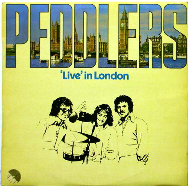 Peddlers Live In London