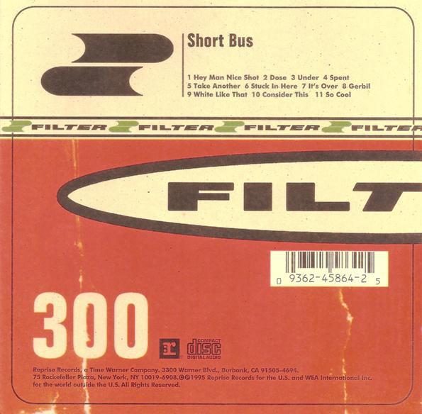 Filter Short Bus Vinyl