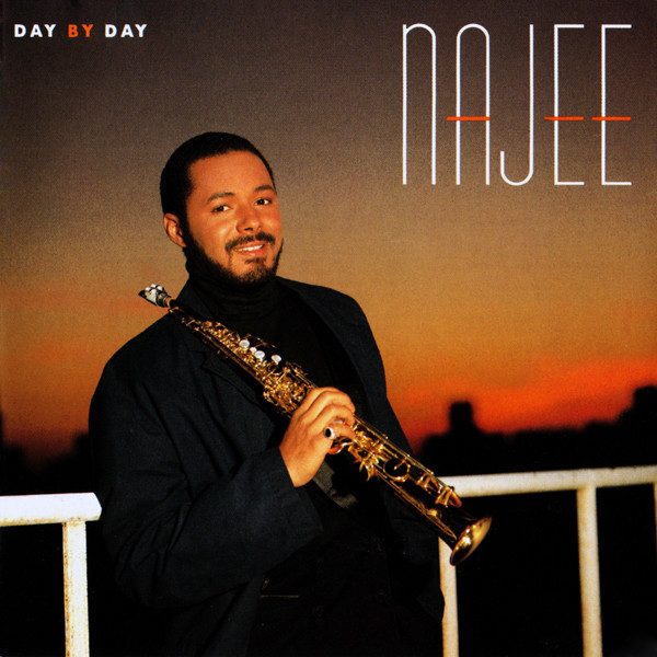 Najee Day By Day Vinyl