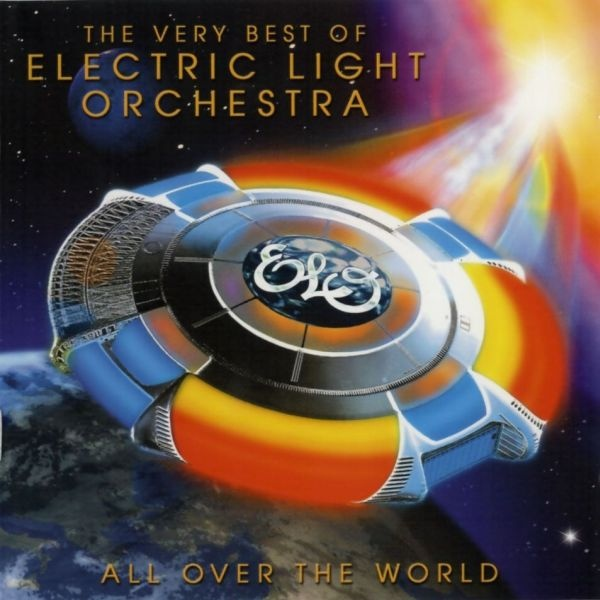 Electric Light Orchestra All Over The World - The Very Best Of Electric Light Orchestra CD