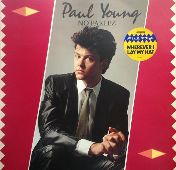 Paul Young No Parlez Vinyl