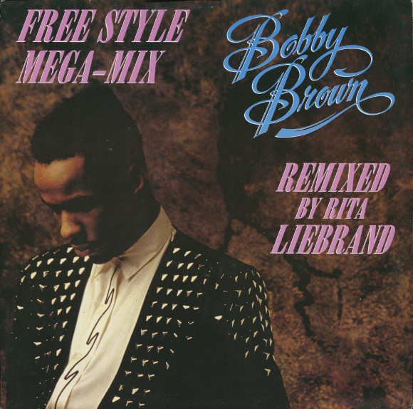 Brown, Bobby The Free Style Mega-Mix