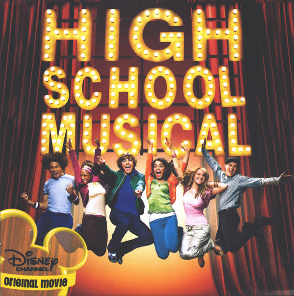 The High School Musical Cast High School Musical (Soundtrack) CD