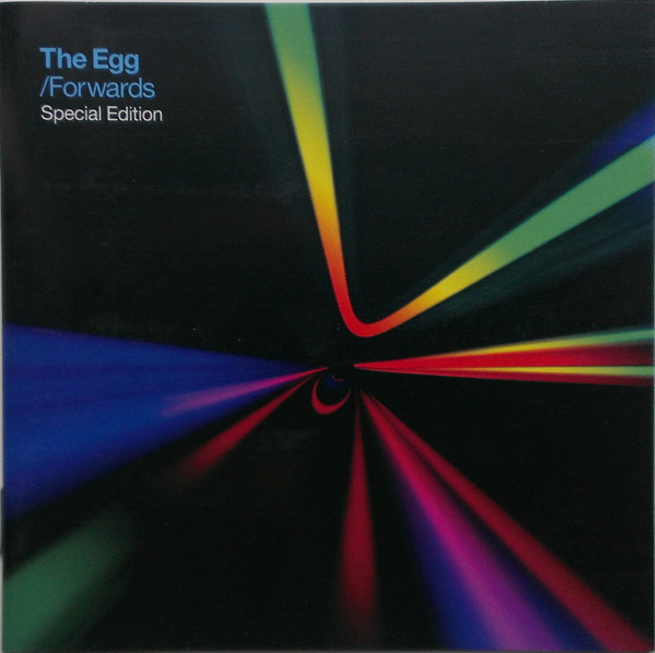 The Egg Forwards Vinyl