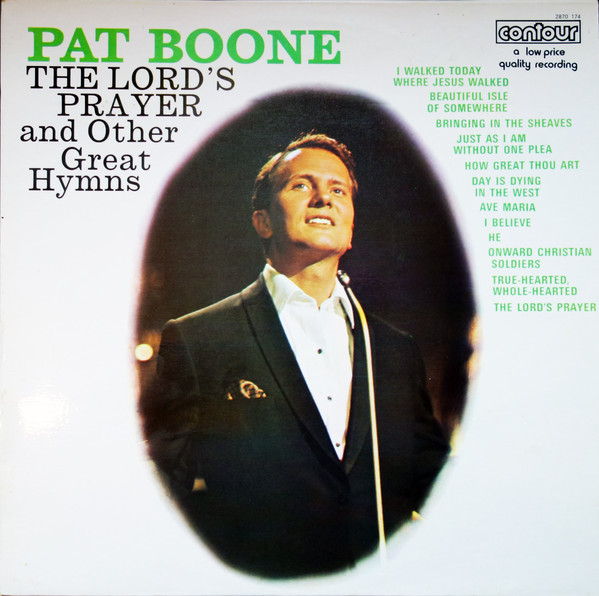 Boone, Pat The Lord's Prayer And Other Great Hymns  Vinyl