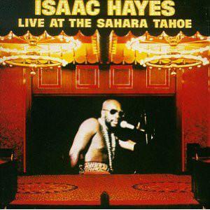 Hayes, Isaac Live At The Sahara Tahoe Vinyl
