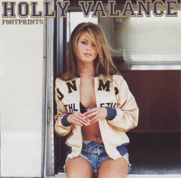 Valance, Holly Footprints CD