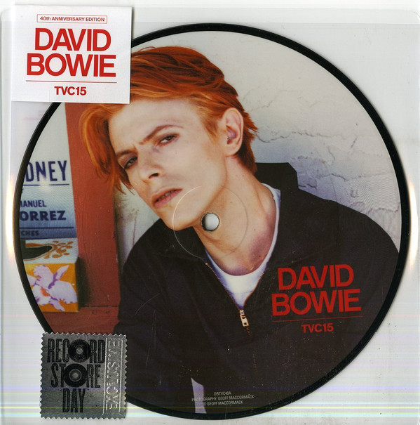 Bowie, David TVC 15