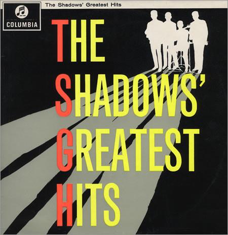 The Shadows The Shadows' Greatest Hits Vinyl