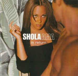Ama, Shola In Return Vinyl