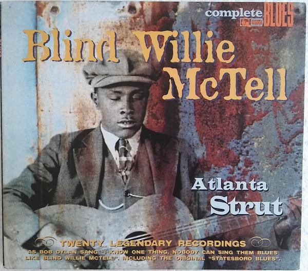 Blind McTell, Willie Atlanta Strut CD