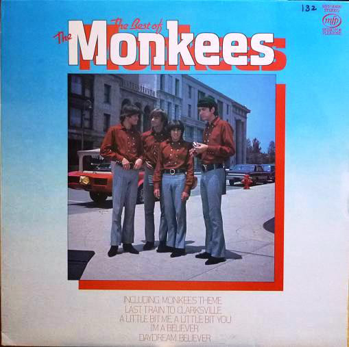 The Monkees The Best Of The Monkees Vinyl