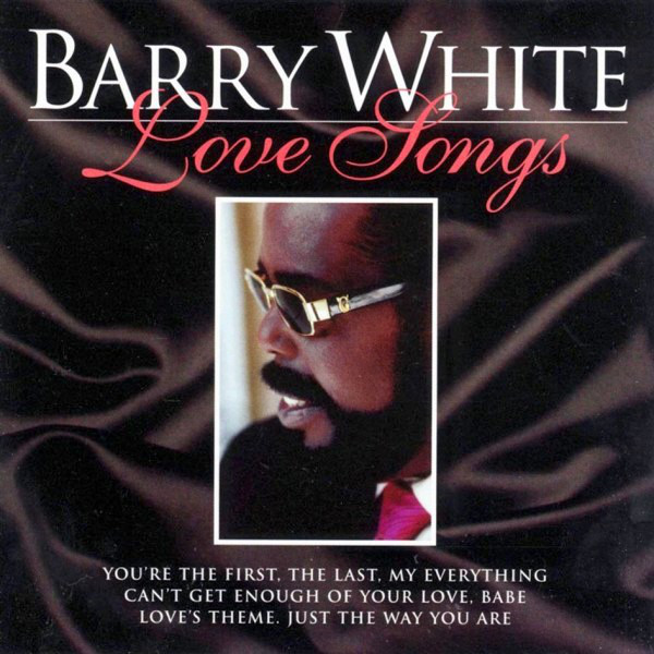 White, Barry Love Songs