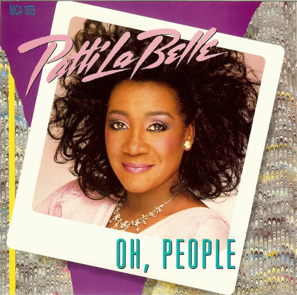 LaBelle, Patti Oh, People Vinyl
