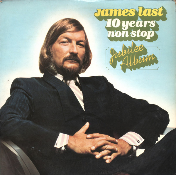 Last, James 10 Years Non Stop - Jubilee Album Vinyl