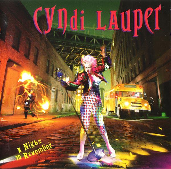 Lauper, Cyndi A Night To Remember