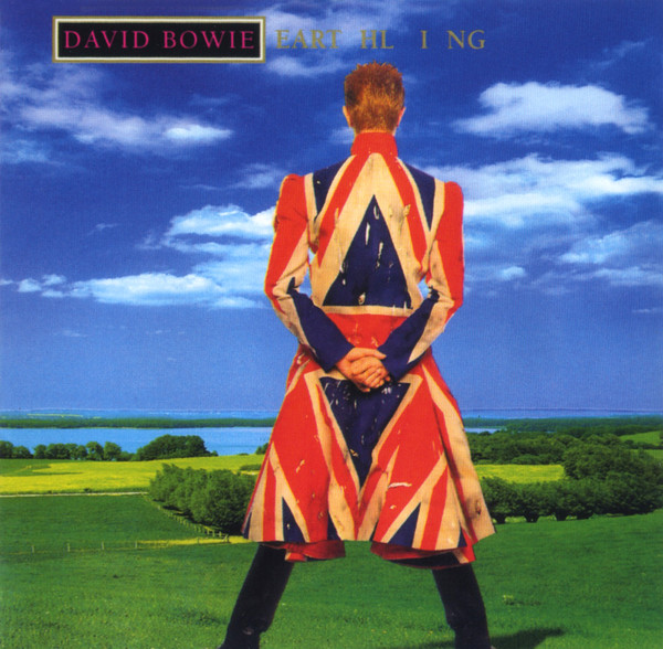 Bowie, David Earthling  CD
