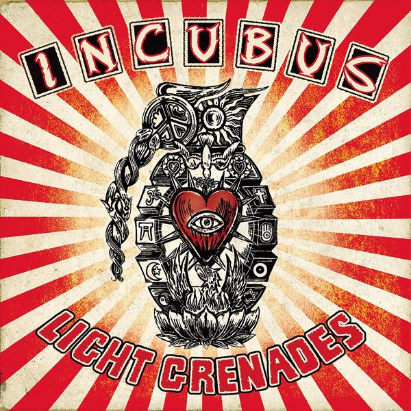 Incubus Light Grenades CD