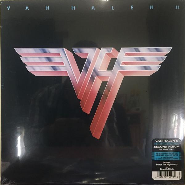 Van Halen Van Halen II Vinyl