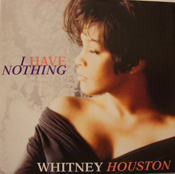 Whitney Houston I Have Nothing Vinyl