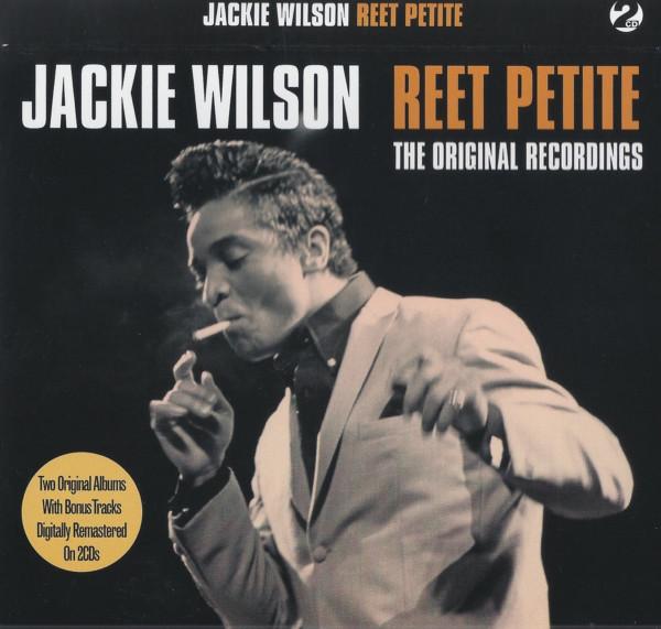 Wilson, Jackie Reet Petite The Original Recordings CD
