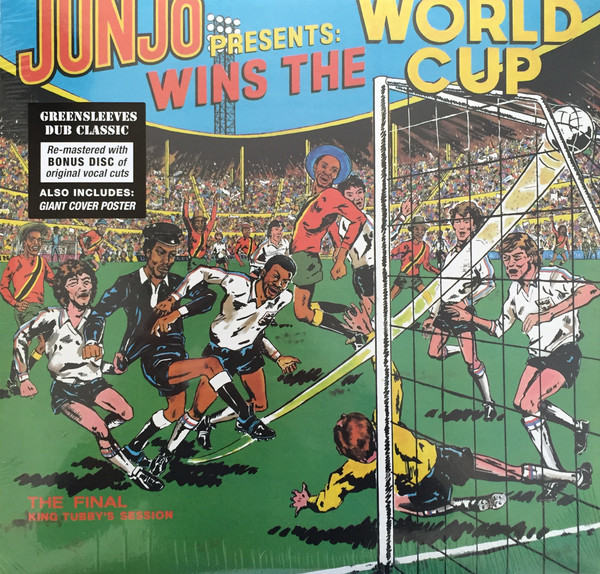 Junjo Wins The World Cup (The Final King Tubby's Session)