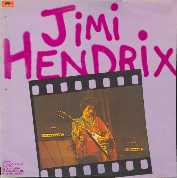 Hendrix, Jimi Jimi Hendrix Vinyl