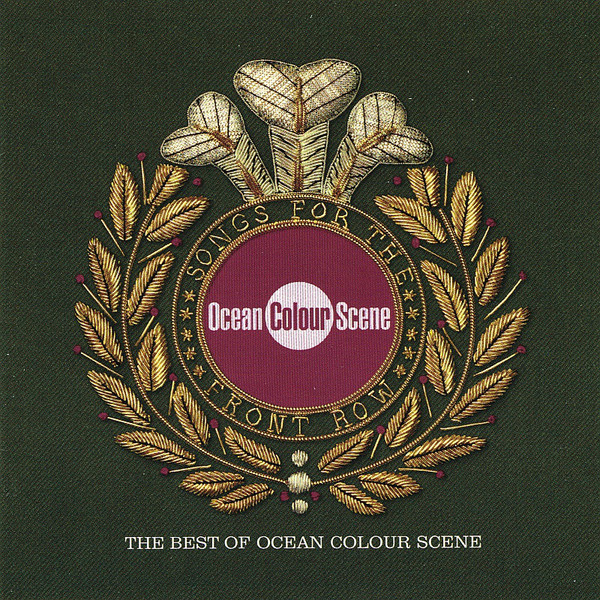 Ocean Colour Scene Songs For The Front Row - The Best Of CD
