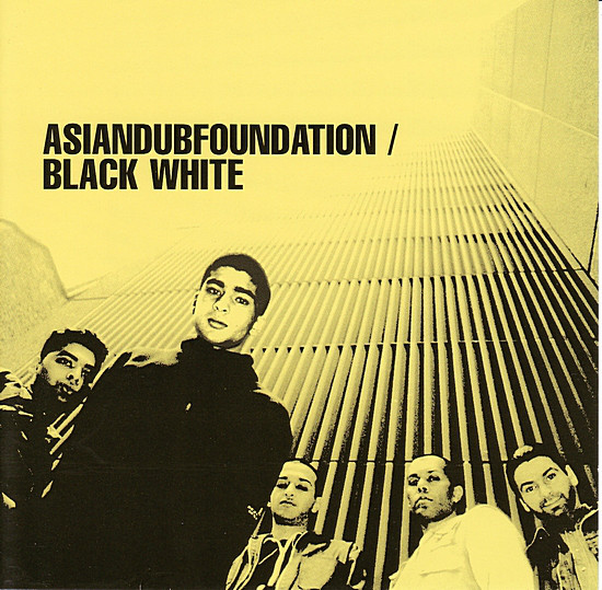 Asian Dub Foundation Black White