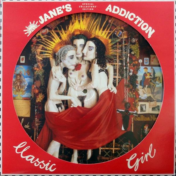 Janes Addiction Classic Girl