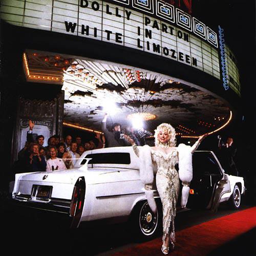 Parton, Dolly White Limozeen