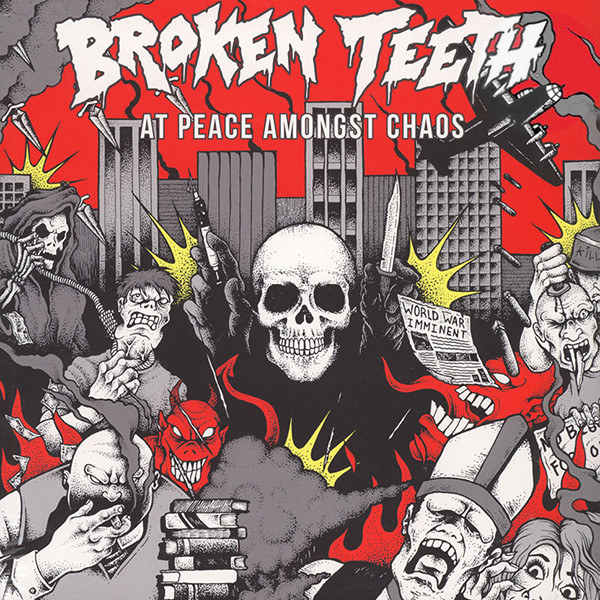 Broken Teeth At Peace Amongst Chaos