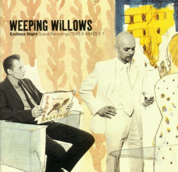 Weeping Willows Endless Night CD