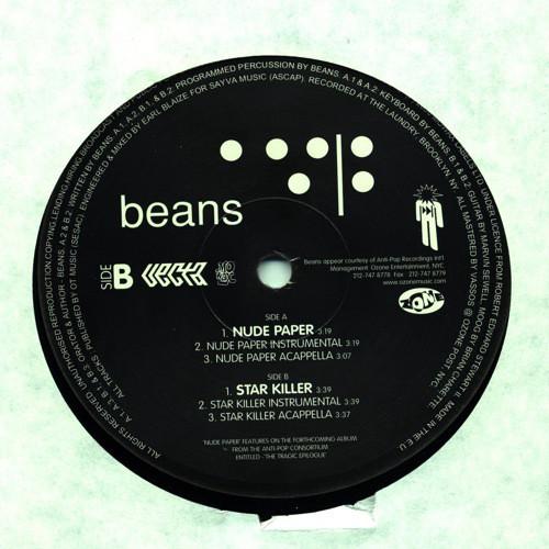 Beans Nude Paper / Star Killer