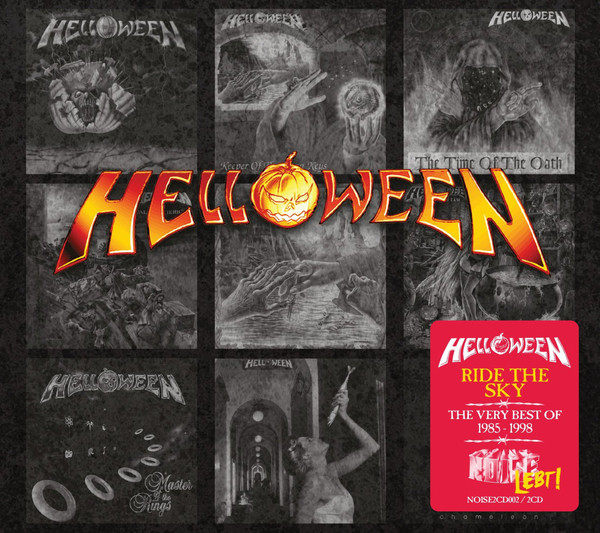 Helloween Ride The Sky - The Very Best Of The Noise Years 1985-1998  Vinyl
