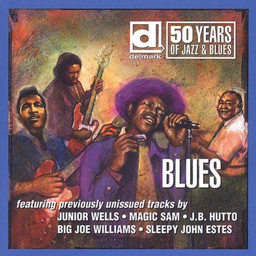 Various Delmark Records 50 Years Of Jazz And Blues - Blues