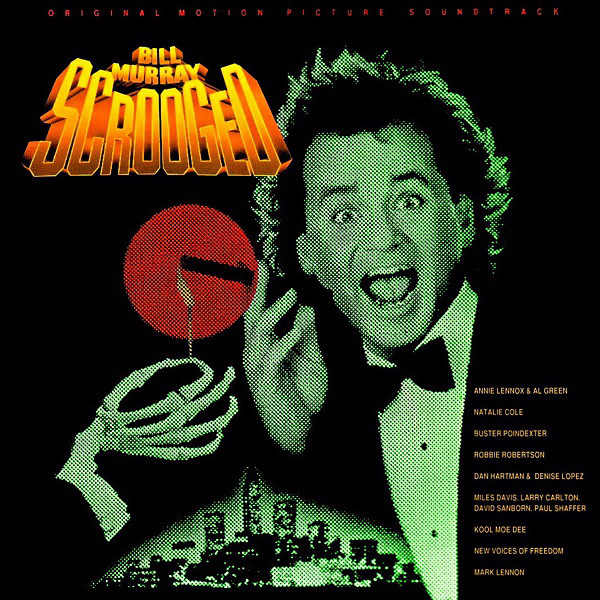 Original Motion Picture Soundtrack Scrooged