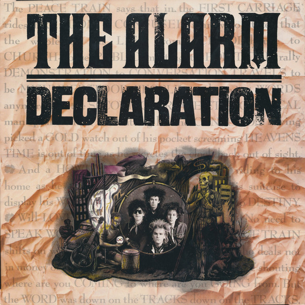 The Alarm Declaration