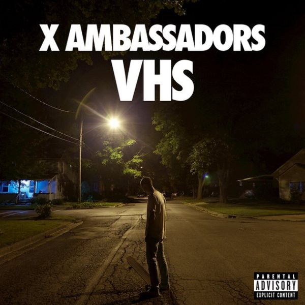 X Ambassadors VHS Vinyl