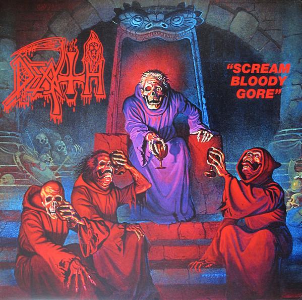 Death Scream Bloody Gore Vinyl