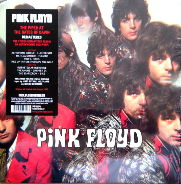 Pink Floyd The Piper At The Gates Of Dawn Vinyl