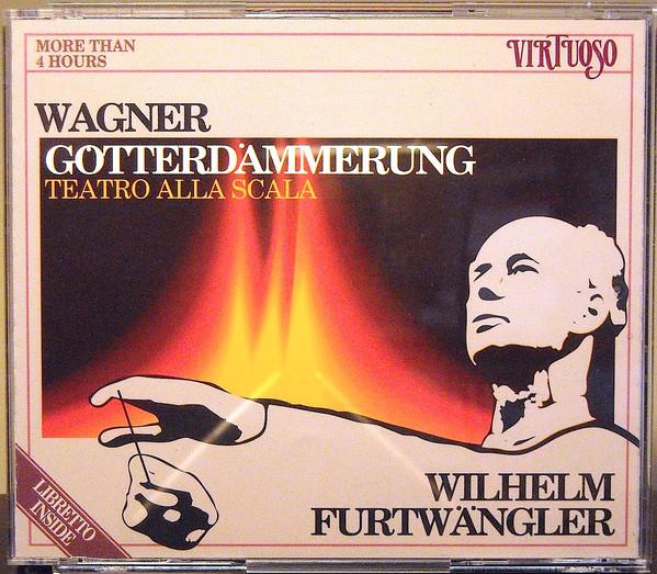 Wagner - Wilhelm Furtwangler Gotterdammerung