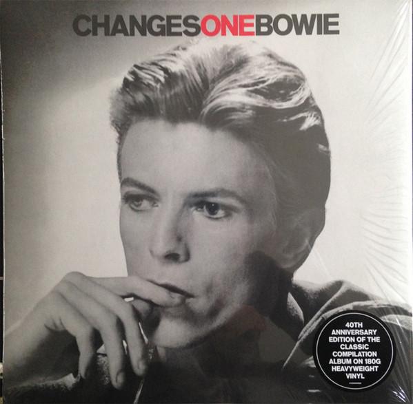 Bowie, David ChangesOneBowie