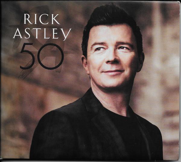 Astley, Rick 50 CD
