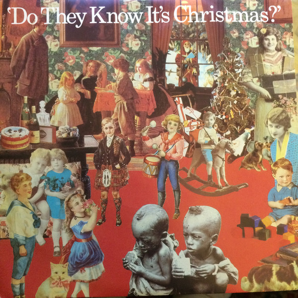 Band Aid Do They Know It's Christmas? Vinyl