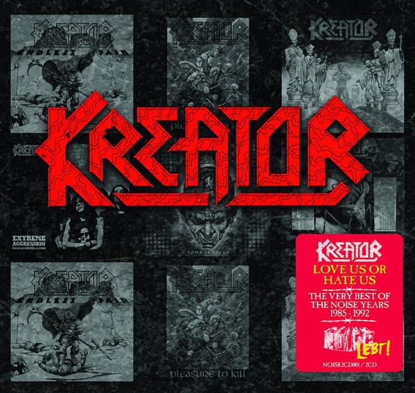 Kreator Love Us Or Hate Us - The Very Best Of The Noise Years 1985-1992  Vinyl