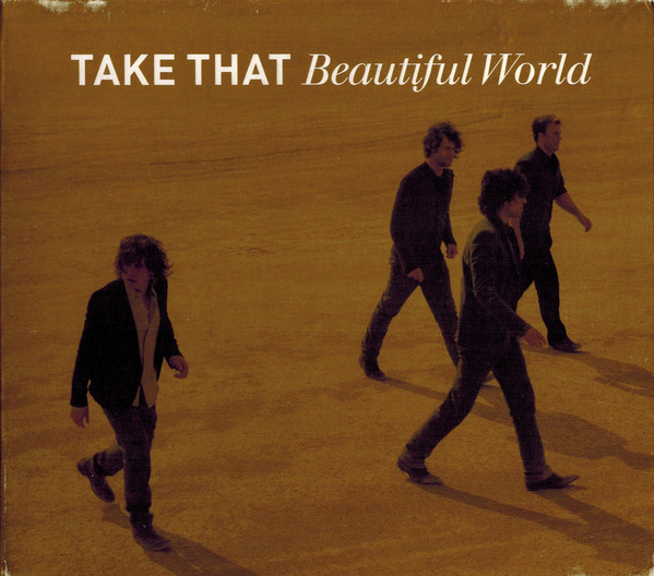 Take That Beautiful World CD