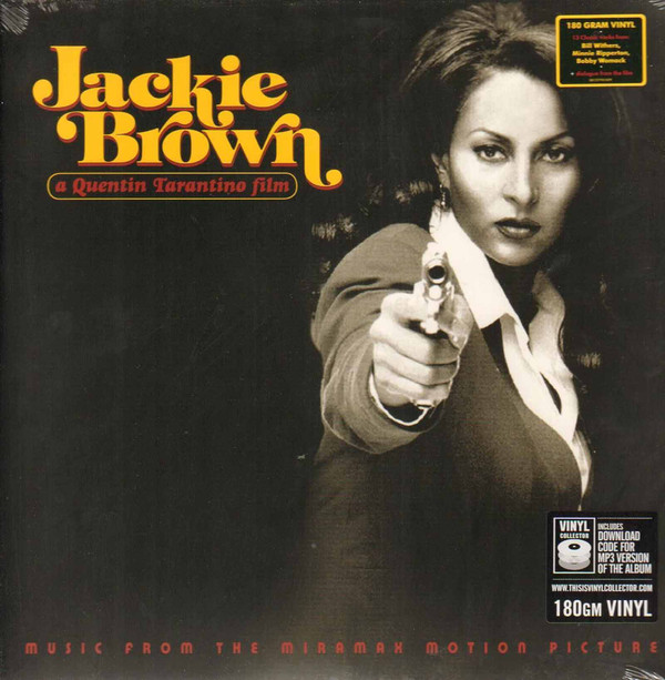 Various Artists Jackie Brown (Music From The Miramax Motion Picture)